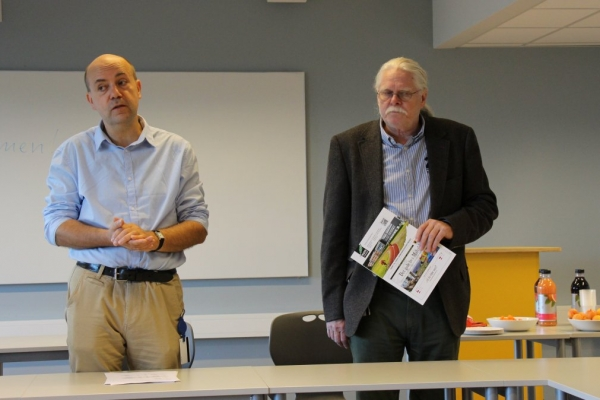 Erasmus-Projekttreffen: Malvik 2015
