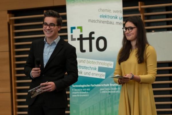 Schulfeier: 25 Jahre GOB/TFO Bruneck 2014