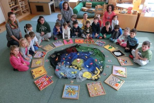 Begegnung: Kindergarten Stegen 2014