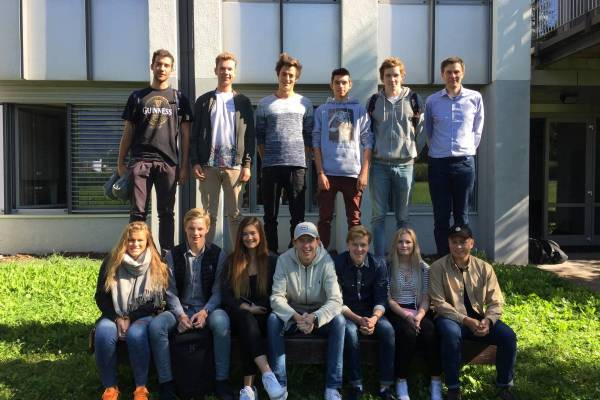Schüleraustausch: Südtirol - Norwegen 2016