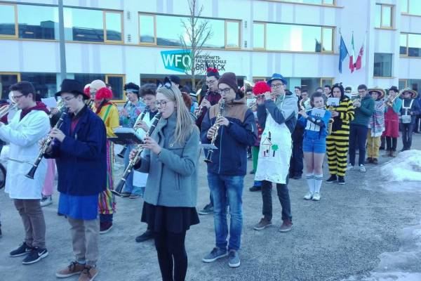 TFO Bruneck Marching Band - Fasching 2019