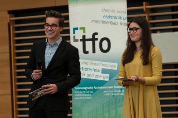Schulfeier - 25 Jahre GOB/TFO Bruneck, 2014
