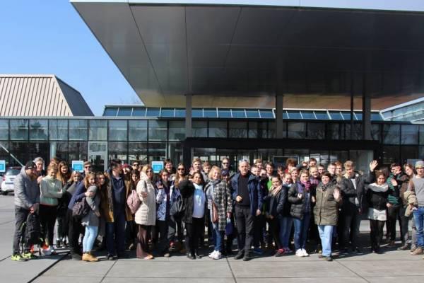 Erasmus-Projektreffen, Sindelfingen 2016