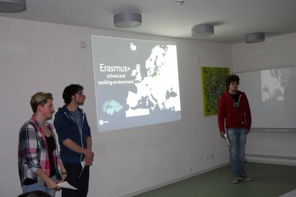 11. Schülerpräsentation