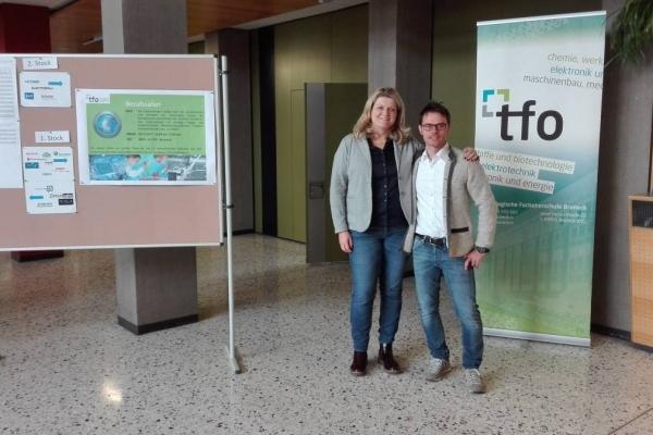12. Berufssafari - Egon und Roswitha