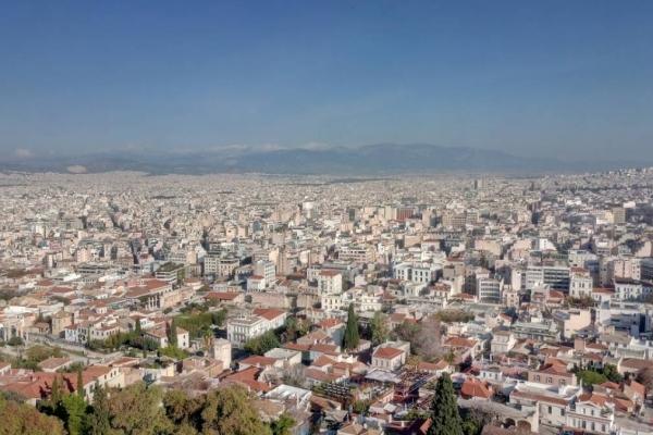 05. Athen - Panorama