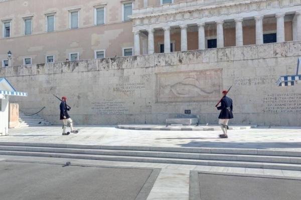 07. Athen - Parlament 2