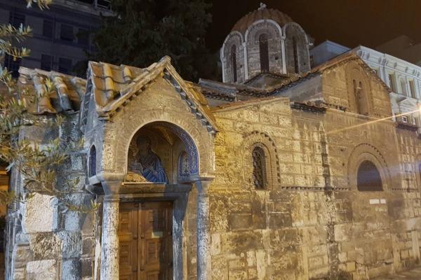 08. Athen - Altstadt 1