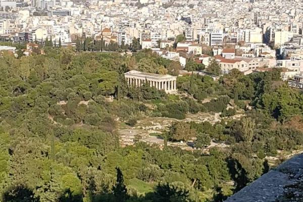 11. Athen - Altstadt 5