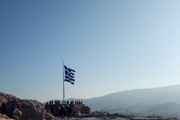 12. Athen - Altstadt 6