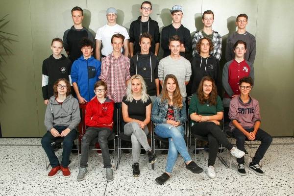Klasse 3 EIB