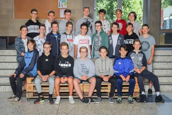 Klasse 1E