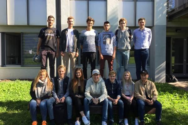 Schüleraustausch, Südtirol - Norwegen 2016